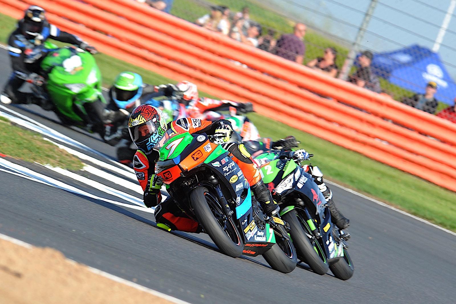 Bennetts BSB British Superbikes Championship Round 1 Silverstone