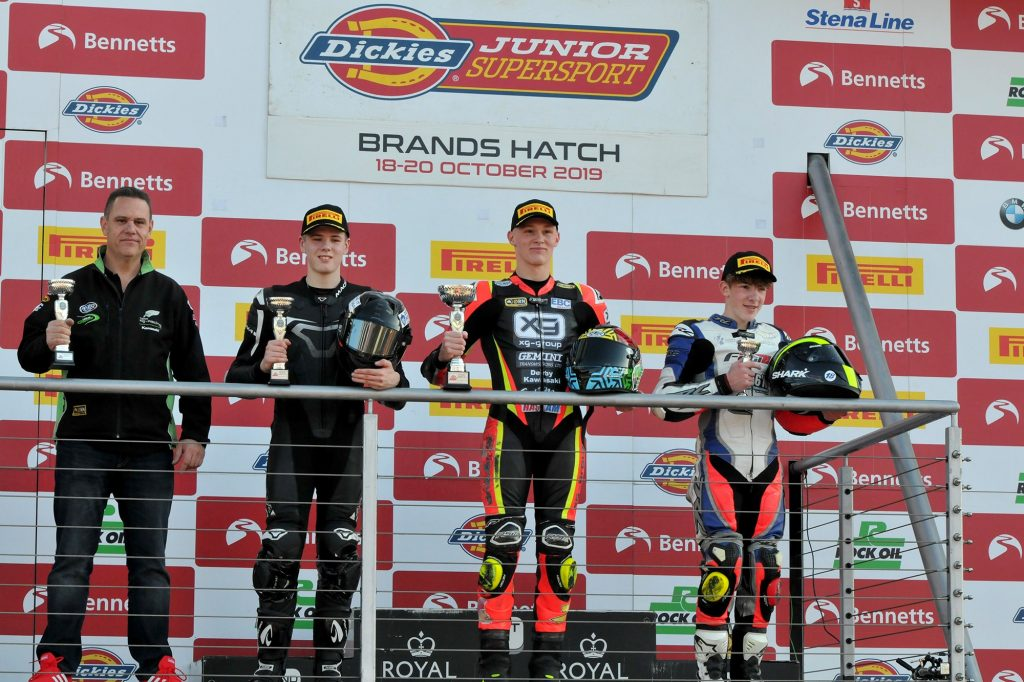 Kade Verwey Double Wins at Brands Hatch Finale