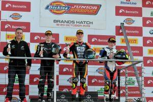 Kade Verwey Double Wins at Brands Hatch Finale