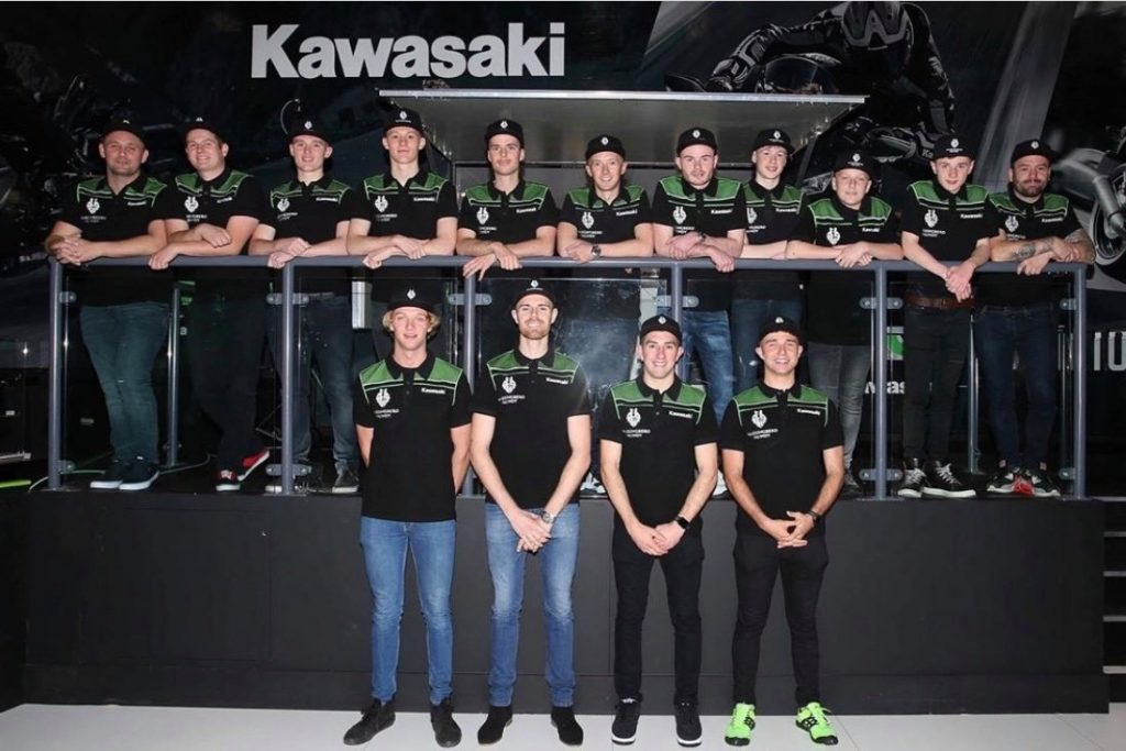 Kade Verwey joins Massingberd-Mundy Kawasaki for 2020