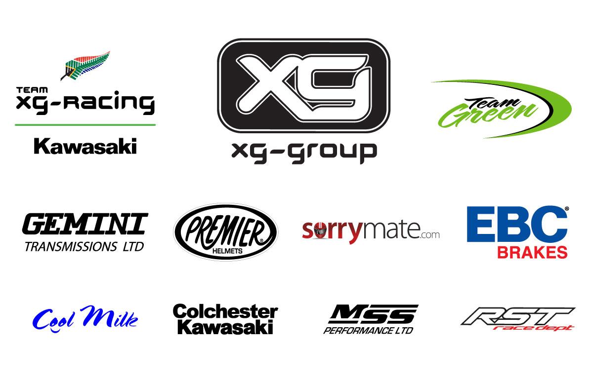 Kade Verwey Sponsors