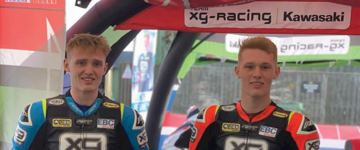 TEAM XG RACING RETURNS TO JUNIOR SUPERSTOCK WITH THE VERWEY BROTHERS