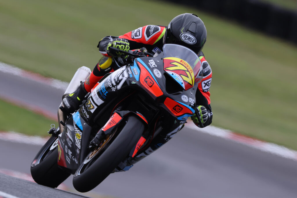 KADE VERWEY GETS CHAMPIONSHIP OFF TO FLYING START AT OULTON