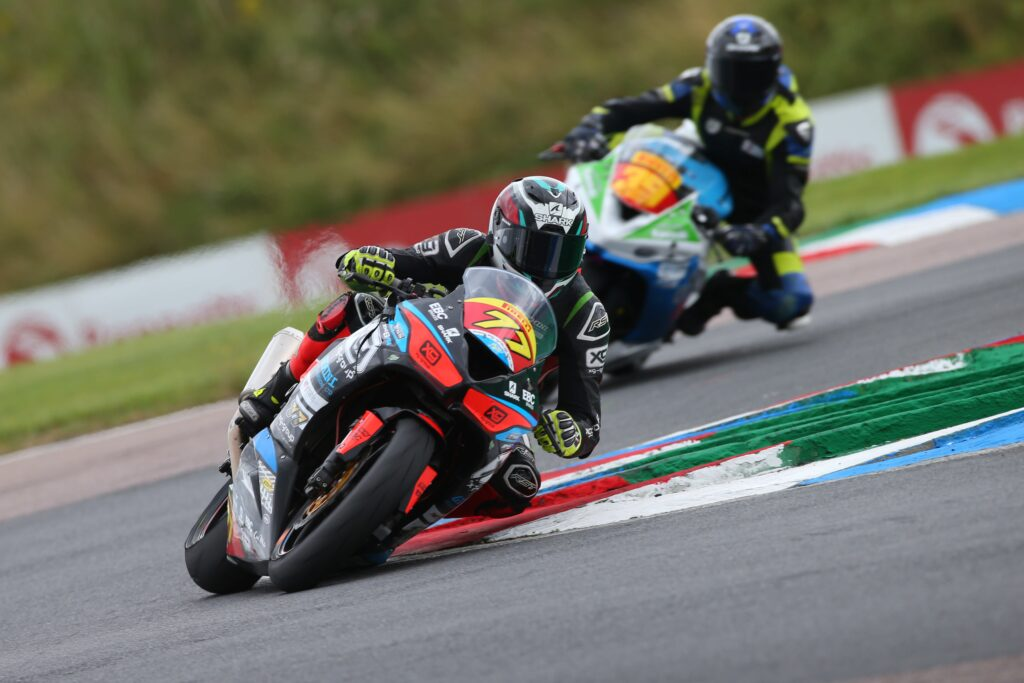 KADE VERWEY BACK IN THE POINTS AT BRITAIN'S FASTEST TRACK