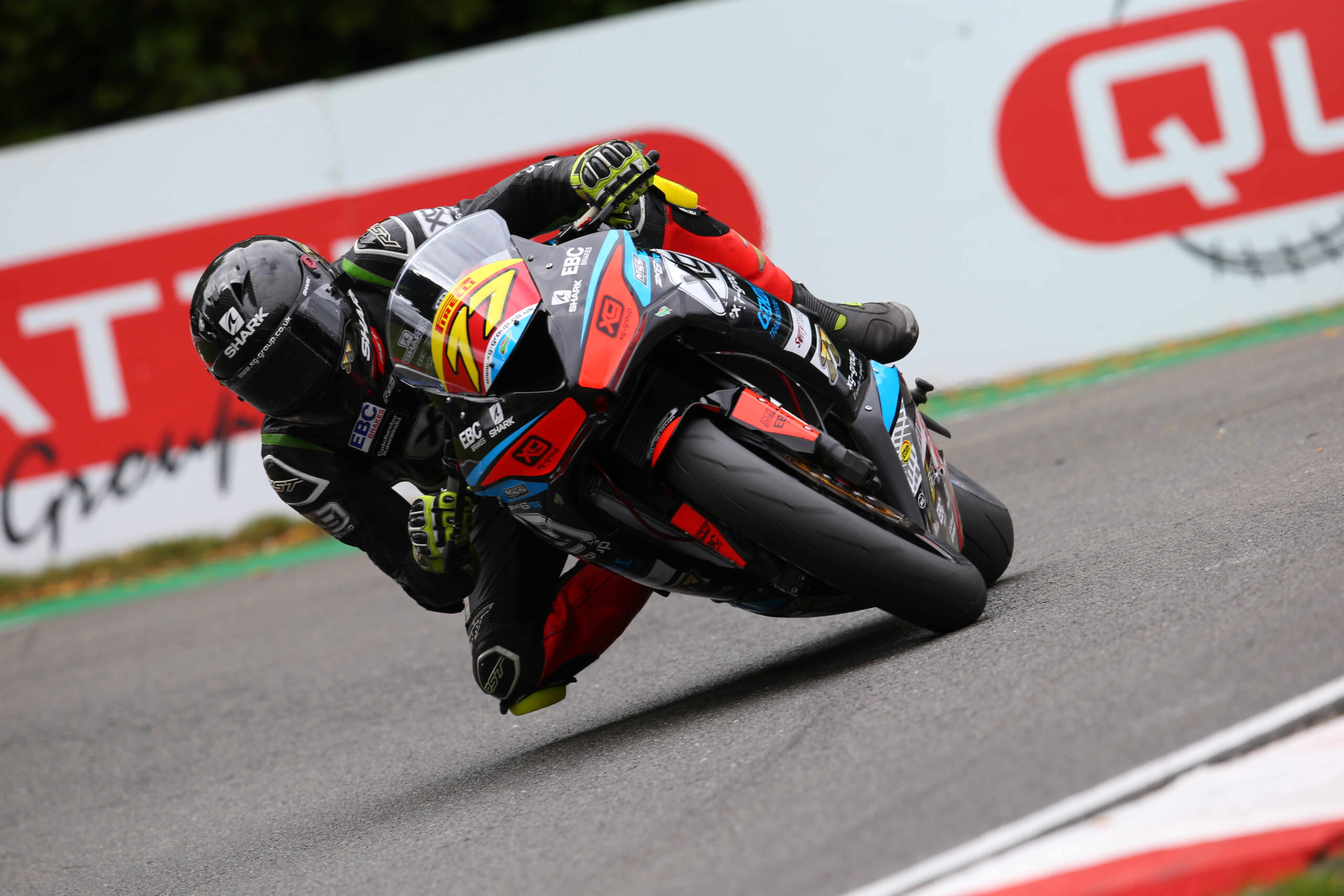 KADE VERWEY HAPPY WITH TOP 10 FINISH AT CADWELL PARK