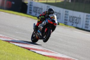 KADE VERWEY LOOKS TO END SEASON ON A HIGH AFTER TOUGH DONINGTON WEEKEND